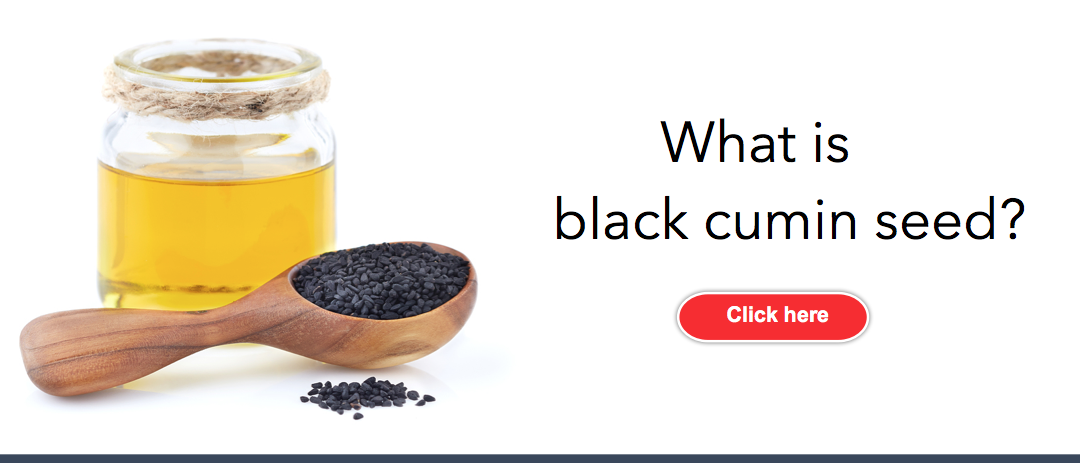 what is black cumin seed