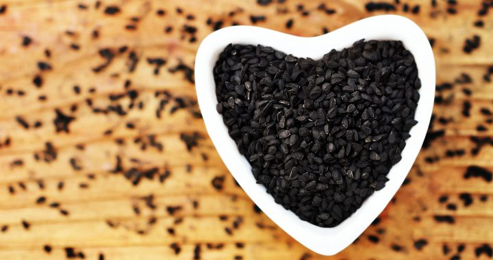 drinking black seed oil